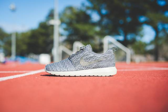 Nike Roshe Run Flyknit Wolf Grey Sold out Worldwide GOT EM