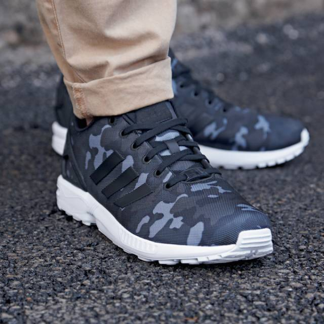 Adidas Zx Flux Camo For Sale