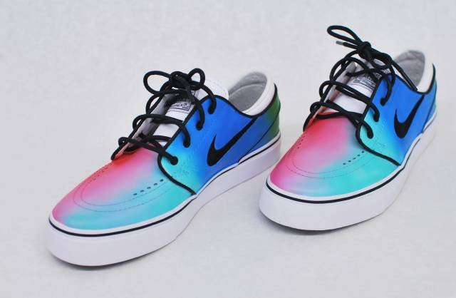c96466416621 Tie Dye Nike SB Stefan Janoski - Hand Painted Made-To-Order