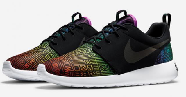 cbc08743b3f9 Nike Roshe Run Be True size 10.5