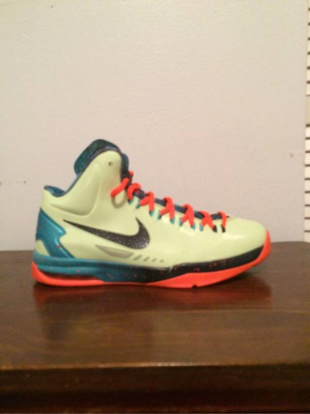 NIKE KD 5 Extraterrestrial All Star GS