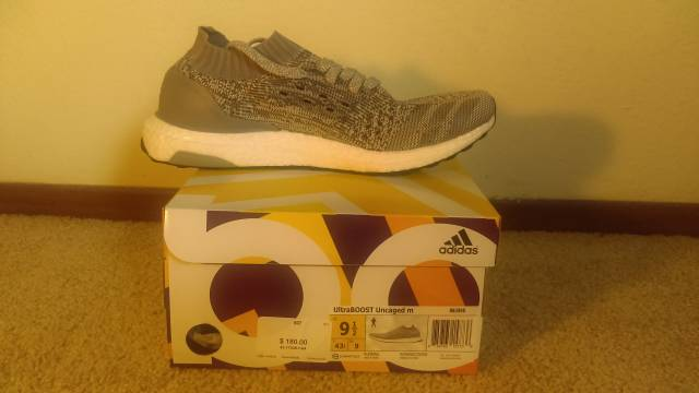 90e51d7a3 ... australia adidas ultra boost uncaged grey size 9.5 us 9 uk bb3898 1e02c  cf051