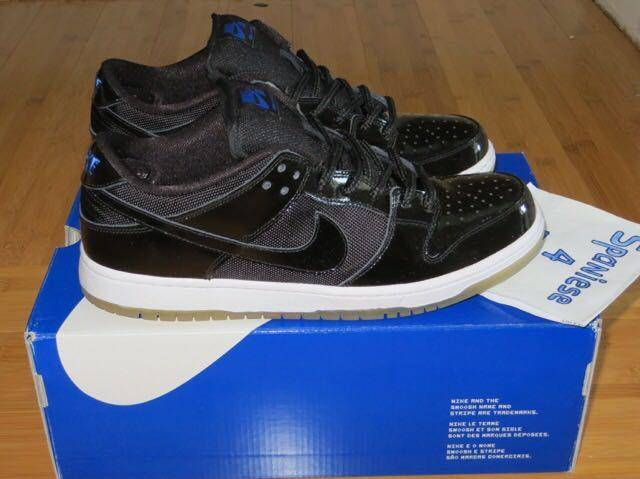 best service 840ed db7c8 Nike Dunk Low Pro Sb Space Jam 304292-021 Size 9.5