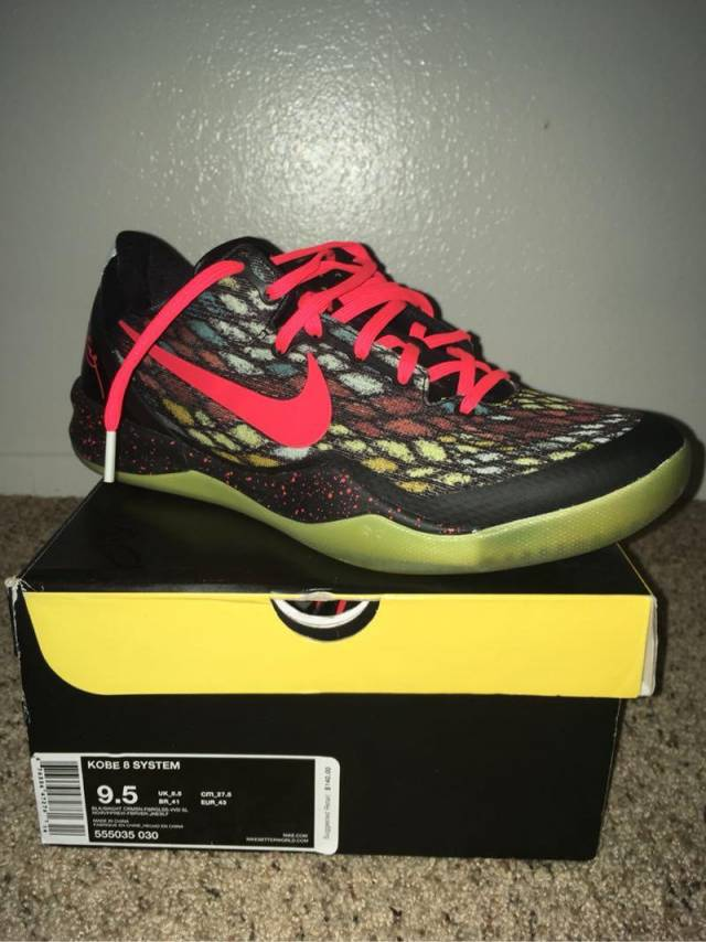 Kobe 8 Xmas Lights | Kixify Marketplace
