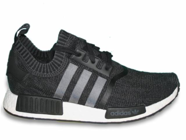 Adidas NMD R1 Winter Wool Primeknit Core Black