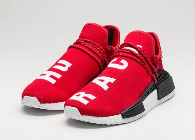 Adidas Human Race Nmd Red