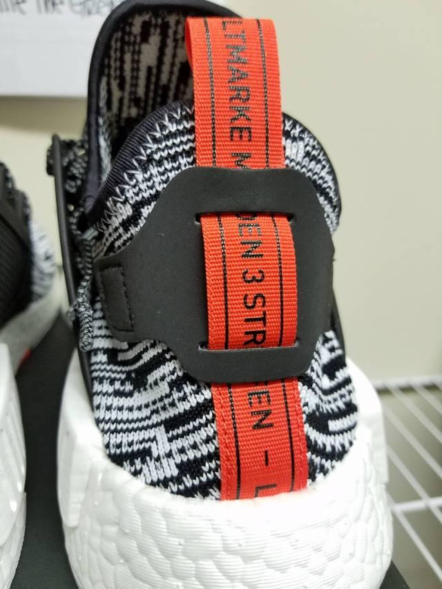 Adidas NMD XR 1 Glitch Camo S 32216 SZ 9.5