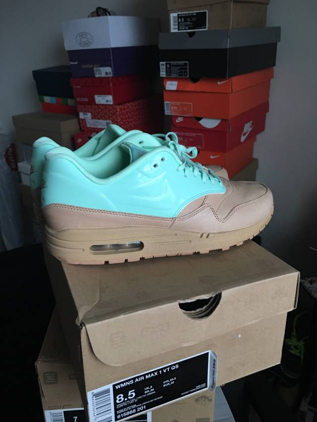 Women s Air Max 1 VT qs  0dfdc5fafb