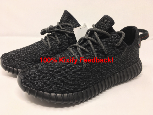 a6815179f23 Adidas Yeezy Boost 350 Pirate Black 2.0 2016 Free shipping