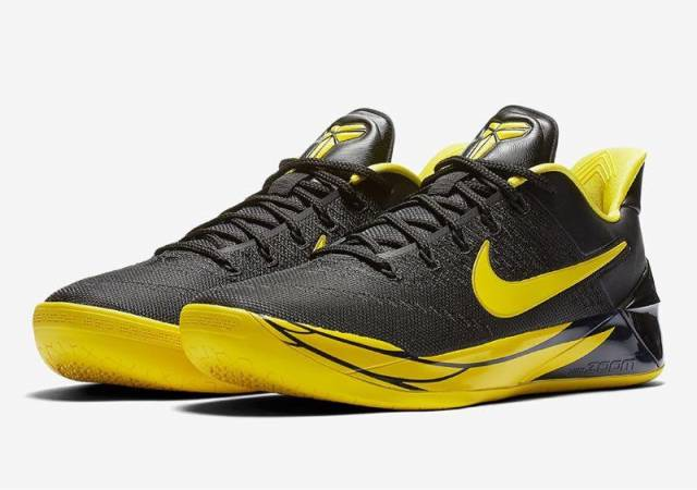 Nike Kobe AD Yellow Black