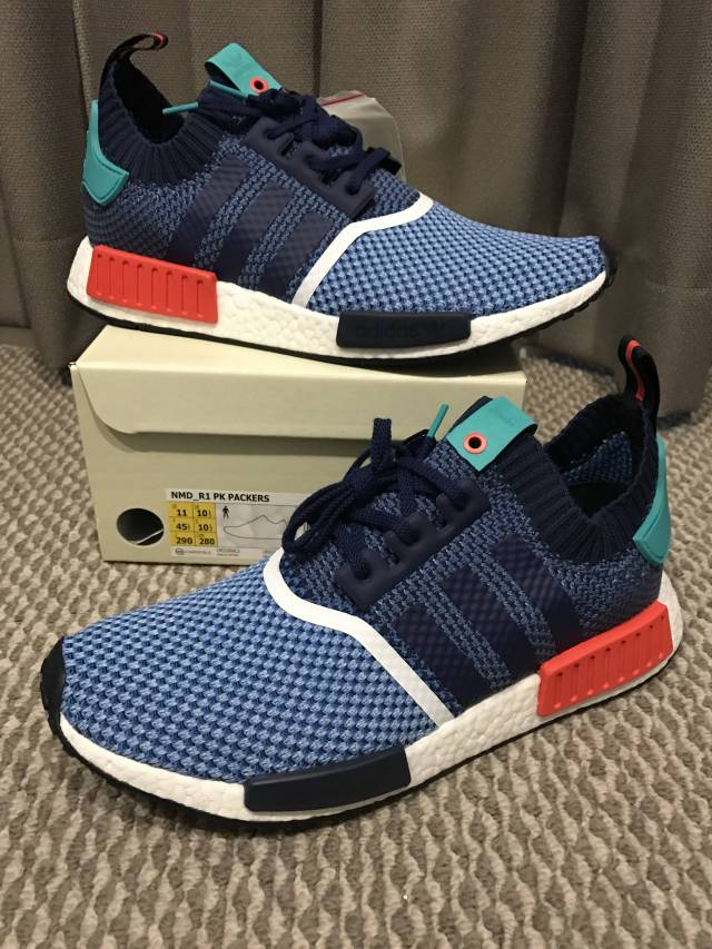 Brand New Adidas NMD Prime Knit Packer