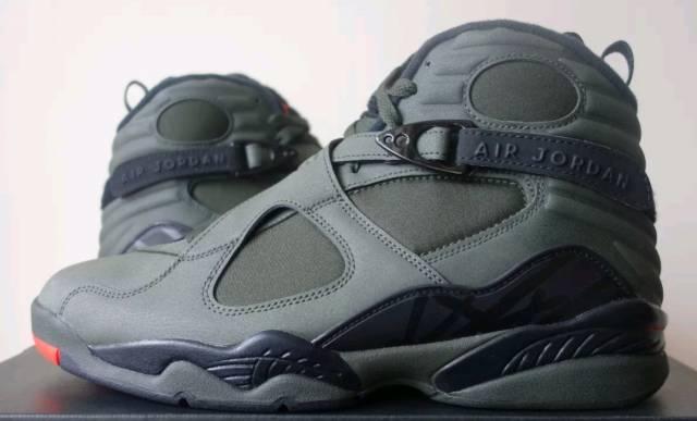huge selection of 2fef2 076f4 DS Nike Air Jordan 8 Retro