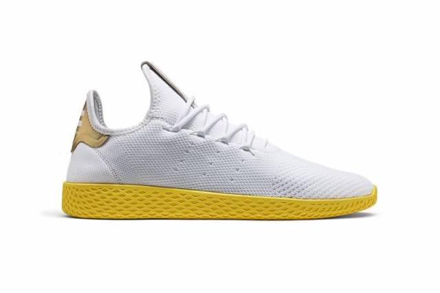 0bf61d79a Pharrell Williams x Adidas x Human Race Tennis Primeknit