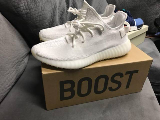 Adidas Yeezy Boost 350 v2 Beluga BB 1826 Size 11.5 100
