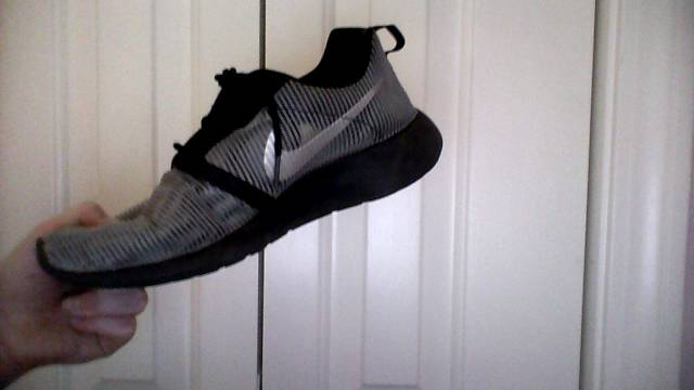 wholesale dealer f3d4c f7b65 Nike Roshe 1 - Grey/black Size 7
