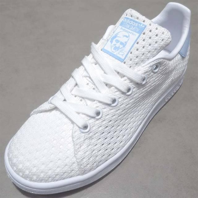 Adidas Originals Stan Smith W S82257 Whiteblue Womens