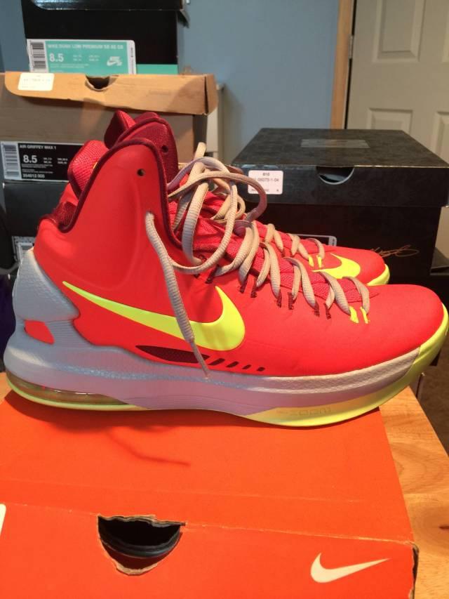 Kd 7 Dmv Nike Kd 5 'DMV' | Kixi...