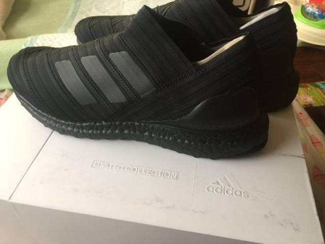 04c23c6e6272 Adidas Ultra Boost Triple Black Nemeziz TANGO 17+ 360 AGILITY ...