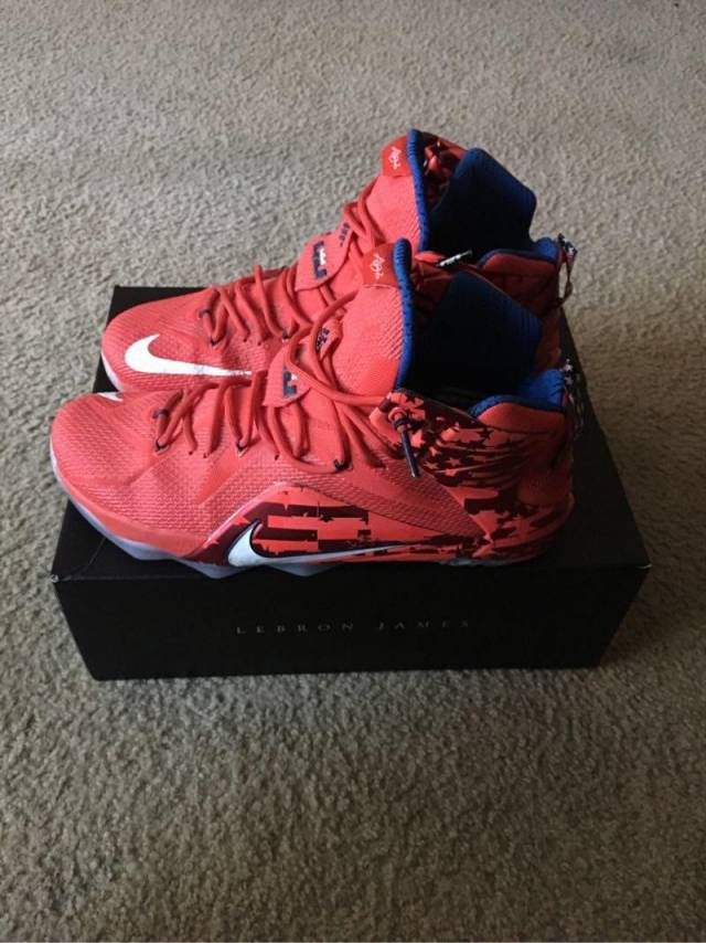 competitive price 2ac6d 550b9 LeBron 12