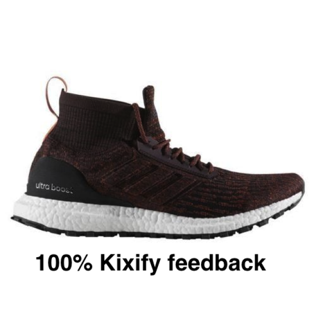 separation shoes fdf85 6ee73 Adidas Ultra Boost Mid Atr Burgundy S82035