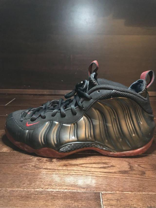 """cd5f2bf52bfe2 Air Foamposite One """"Cough Drop"""""""