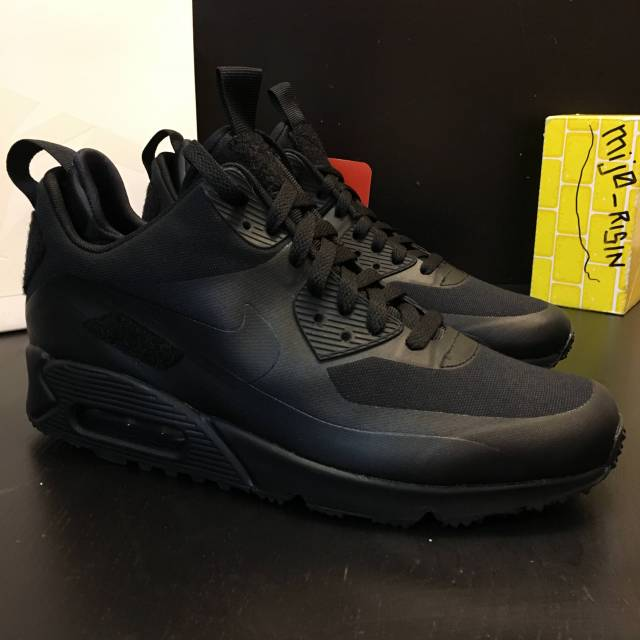 5cbac101a95c Nike Air Max 90 Sneakerboot SP