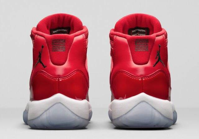 912d588687b4 Air Jordan 11 Retro Gym Red