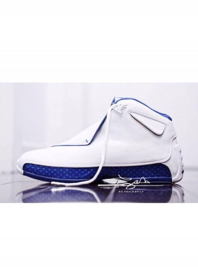 5122d075985 BUY Air Jordan 18 Sport Royal | Kixify Marketplace