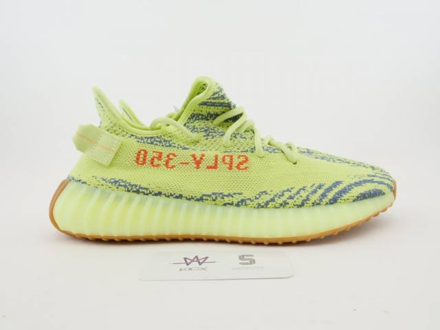 new style 7f606 ebaf4 Adidas Yeezy Boost 350 V2 Semi Frozen Yellow