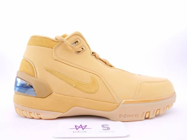 AIR ZOOM GENERATION ASG QS WHEAT SZ 10.5 aq0110-700 NEW DS  2599460bd