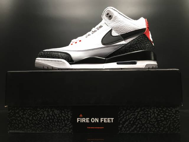 Tinker Hatfield x Nike Air Jordan 3 Retro NRG