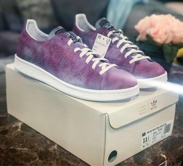 1284794a0a063 Adidas Originals Pharrell Williams HU Holi Stan Smith MC SZ 11.5 ...