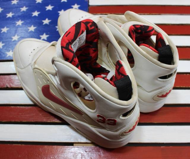 0b09e917bf85 Nike Dynamic Flight Scottie Pippen 1992 PLAYER EXCLUSIVE Sample PE VTG  Original