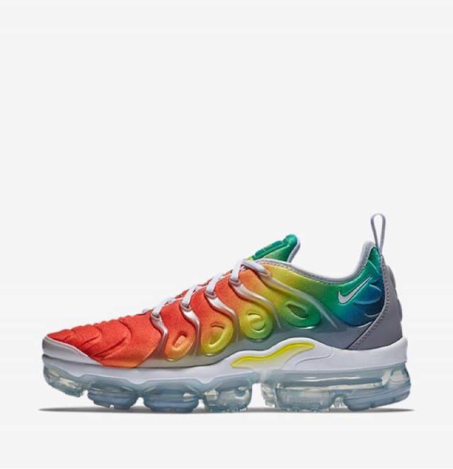 Nike Air Vapormax Plus Rainbow (men's) Size 7-14