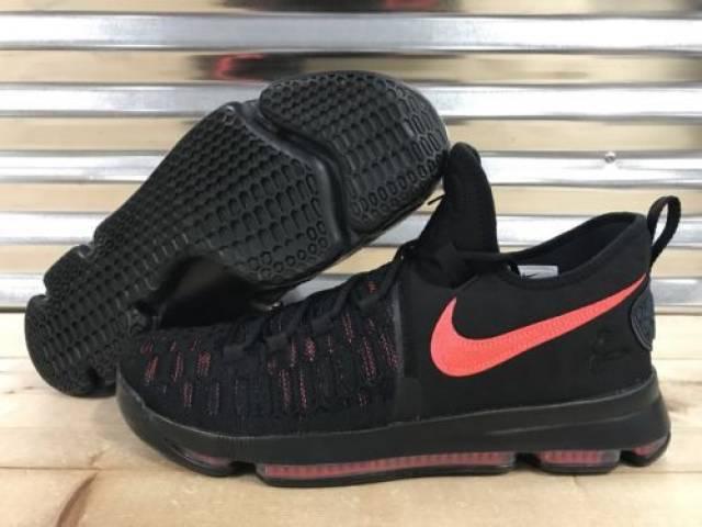 Nike Zoom KD9 IX PRM Aunt Pearl Shoes Kay Yow BCA Hot Punch SZ 15 ( 881796-060 )