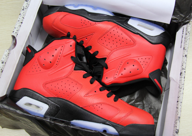 cheap for discount 38e8e b3332 Air Jordan 6 - Infrared 23 384664-623 Size 11.5