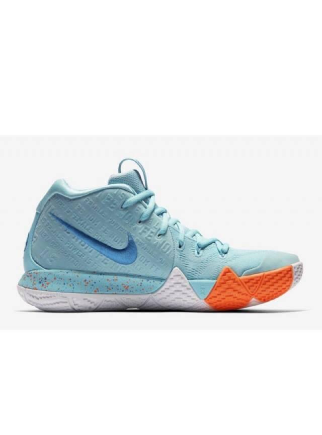 promo code 60f77 e3cef Nike Kyrie 4 Power Is Female