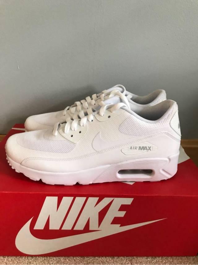 720333fde2c0 Nike Air Max 90 Ultra 2.0 Essential Triple White