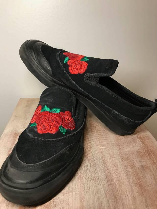 Adidas Nakel Matchcourt Sz 9 Slip On Rose  afe3551bf2