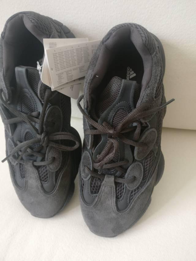 c61c1cda0 adidas Yeezy 500 Utility Black