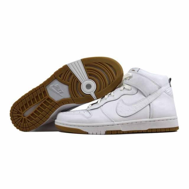 official photos 3a588 e842b Nike Dunk Comfort Premium QS WhiteWhite 716714-101 Mens SZ 13