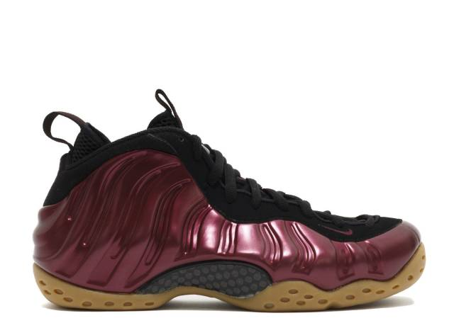 ac900af6b4fe8 Nike Air Foamposite One Night Maroon Sz 10.5 314996-601 Peanut Butter Jelly