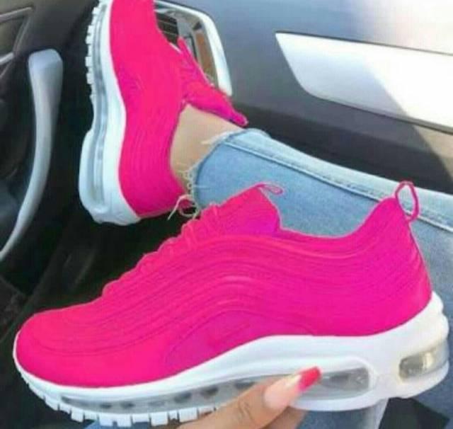 Nike Air Max 97 Pink  c72c5221c