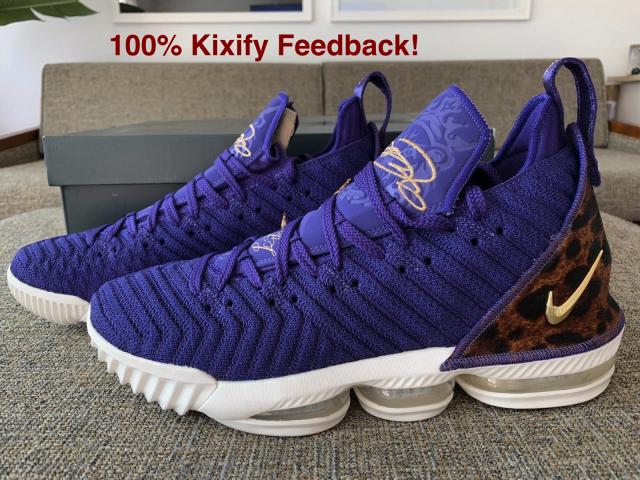 new style cac34 5c8a1 Nike Lebron 16 Court Purple RARE!!   Kixify Marketplace