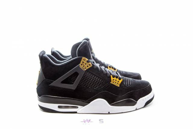 buy popular 07881 7e802 AIR JORDAN 4 RETRO ROYALTY SZ 10 308497-032 NEW DS