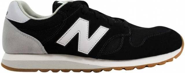 nouveaux styles c6533 e4383 New Balance 520 Black/grey U520ag Men's Sz 8