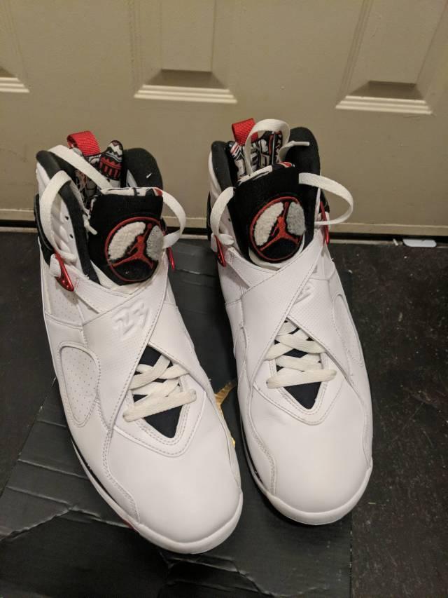 892941556c4d42 Air Jordan 8 Alternate
