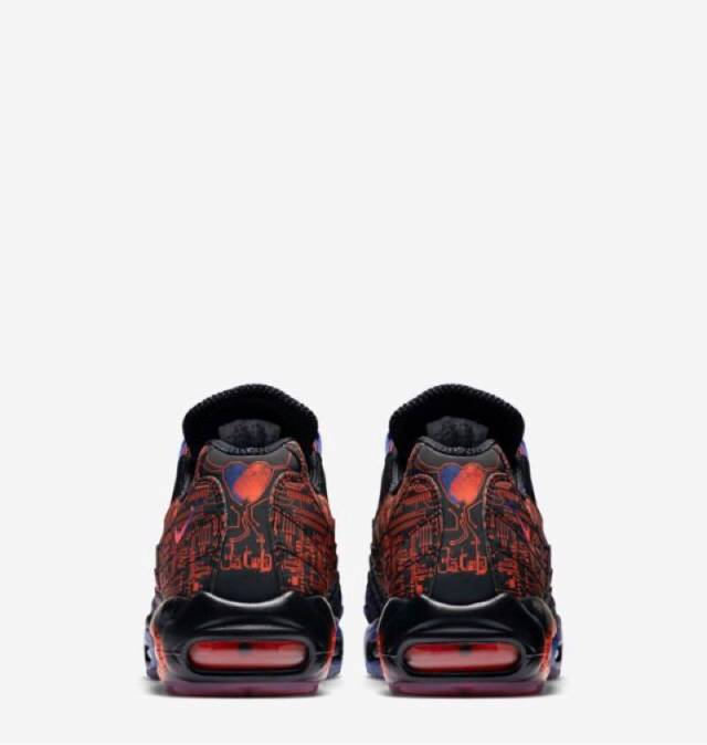 3ae33457e27f43 Nike air max 95 doernbecher freestyle 2015 2019 15th anniversary (men s)  size 6-15