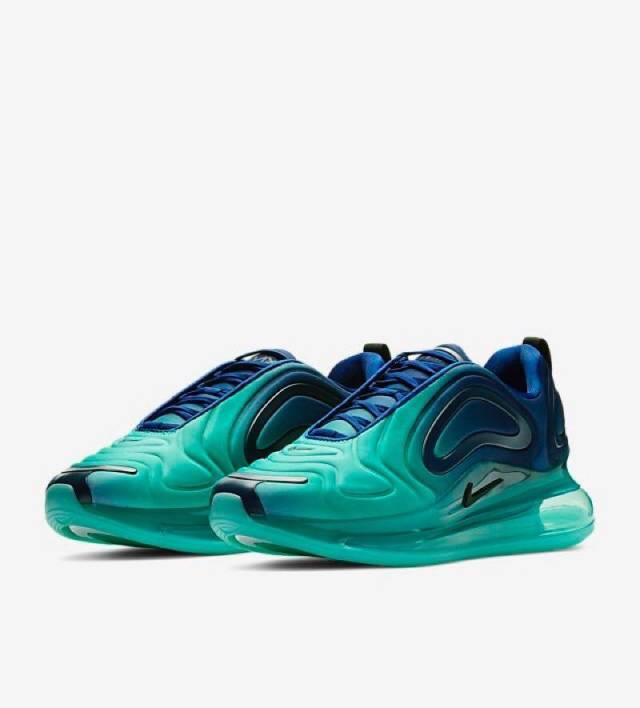 nike air max 720 sea forest