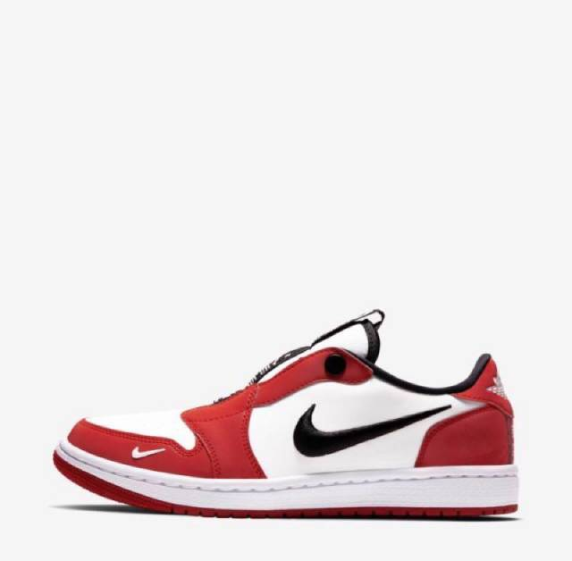 Jordan Low Wmns Chicago Air 1 Slip CxoQBedWr